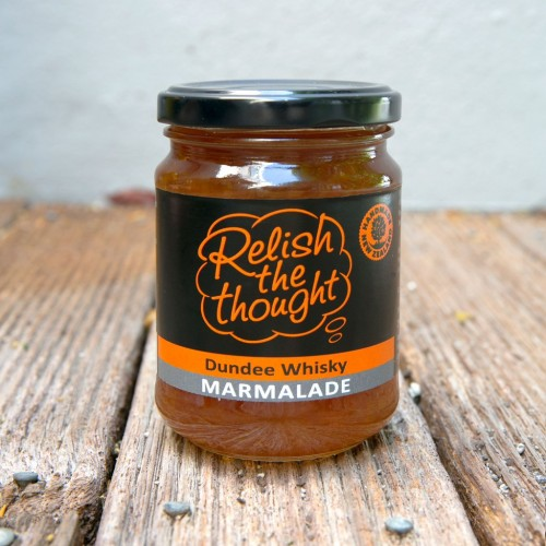 Dundee Whisky Marmalade