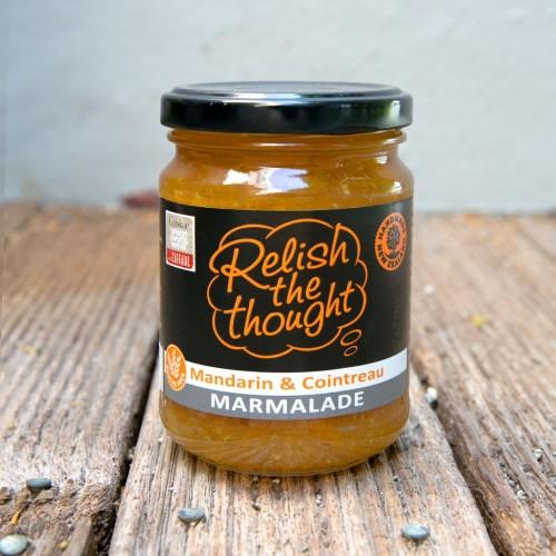 Mandarin Cointreau Marmalade
